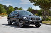 2021 BMW X4 driving, gallery_worthy