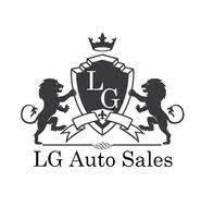 LG Auto Sales logo