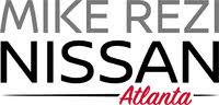 Mike Rezi Nissan Atlanta logo