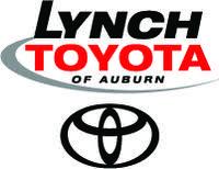Lynch Toyota of Auburn logo