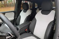 2021 Mercedes-Benz GLA-Class front seats, interior, gallery_worthy