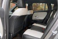 2021 Mercedes-Benz GLA-Class rear seats, interior, gallery_worthy