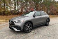 2021 Mercedes-Benz GLA-Class front three quarter, exterior, gallery_worthy