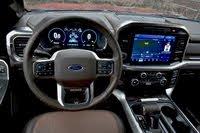 2021 Ford F-150 dashboard, interior, gallery_worthy