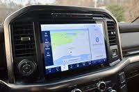 2021 Ford F-150 touchscreen, interior, gallery_worthy