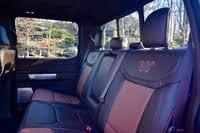 2021 Ford F-150 rear seats, interior, gallery_worthy