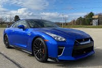 2021 Nissan GT-R front three quarter, exterior, gallery_worthy