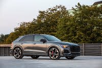 2021 Audi RS Q8 front three quarter, exterior, manufacturer, gallery_worthy
