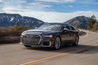 2021 Audi S6 Picture Gallery