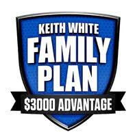 Keith White Ford-Lincoln logo