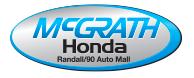 McGrath Honda in Elgin logo