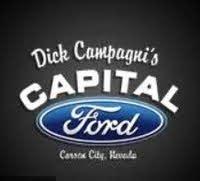 Capital Ford logo