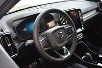 2021 Volvo XC40 Recharge dashboard, interior, gallery_worthy