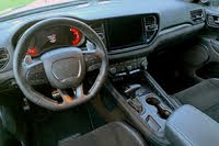 2021 Dodge Durango SRT Hellcat dashboard, interior, gallery_worthy