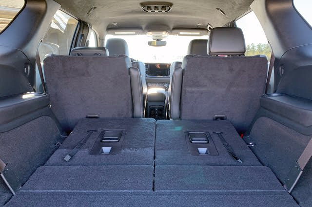 2021 Dodge Durango SRT Hellcat cargo area, interior, gallery_worthy
