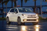 2021 FIAT 500X Picture Gallery