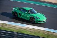 2021 Porsche 718 Cayman driving, exterior, manufacturer, gallery_worthy