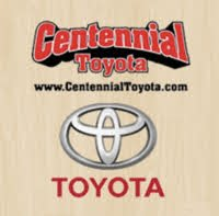 Centennial Toyota logo