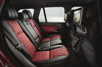 2020 Land Rover Range Rover SVAutobiography rear seats, interior, manufacturer, gallery_worthy