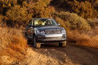 2020 Land Rover Range Rover off road, exterior, manufacturer, gallery_worthy
