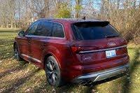2020 Audi SQ7 rear three quarter, exterior, gallery_worthy