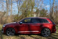 2020 Audi SQ7 profile, exterior, gallery_worthy