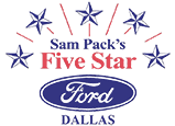 Sam Pack's Five Star Ford of Dallas logo
