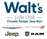 Walts Live Oak CDJR logo