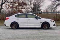2020 Subaru WRX profile, exterior, gallery_worthy