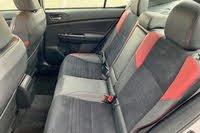 2020 Subaru WRX rear seats, interior, gallery_worthy