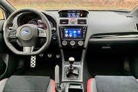 2020 Subaru WRX dashboard, interior, gallery_worthy