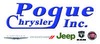 Pogue Chrysler logo