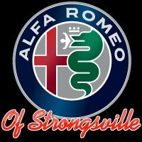 Fiat of Strongsville logo