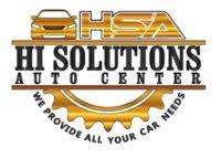 Hi Solutions Auto Center logo