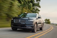 2021 Lincoln Nautilus Picture Gallery