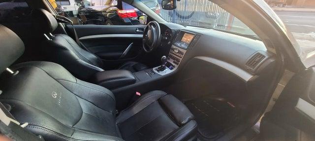 2008 INFINITI G37 Coupe RWD