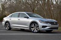 2021 Volkswagen Passat front three quarter, exterior, gallery_worthy
