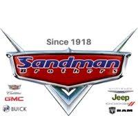 Sandman Brothers Buick Cadillac GMC logo
