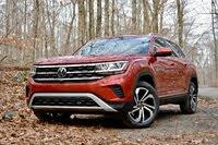 2021 Volkswagen Atlas Cross Sport Picture Gallery