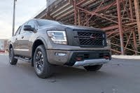 2021 Nissan Titan Picture Gallery