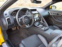 2021 Jaguar F-TYPE, 2021 Jaguar F-Type R Coupe Dashboard, gallery_worthy