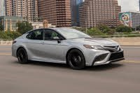 2021 Toyota Camry Hybrid Picture Gallery