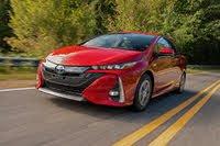 2021 Toyota Prius Prime Picture Gallery