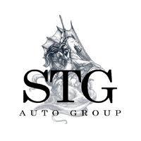 STG Auto Group of Bellflower logo