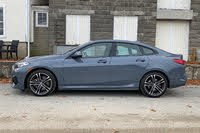 2020 BMW 2 Series Gran Coupe profile, exterior, gallery_worthy