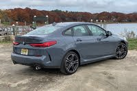 2020 BMW 2 Series Gran Coupe rear three quarter, exterior, gallery_worthy
