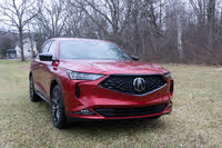 2022 Acura MDX Picture Gallery