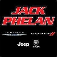 Jack Phelan Chrysler Dodge Jeep Ram logo