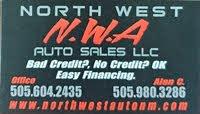 Northwest Auto Sales LLC logo