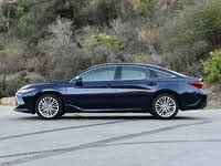 2021 Toyota Avalon Overview